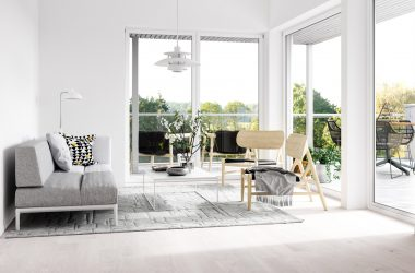 Add Window Treatments for an Elegant Touch